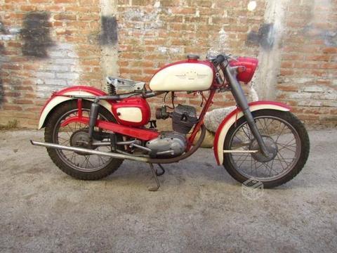 Moto morini 1953 antigua