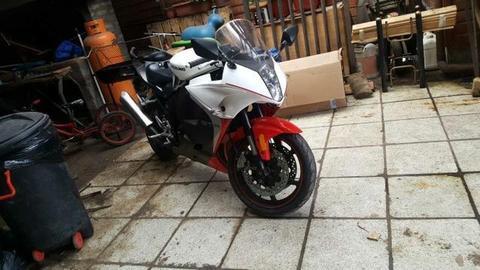 Hyosung GTR250R FI