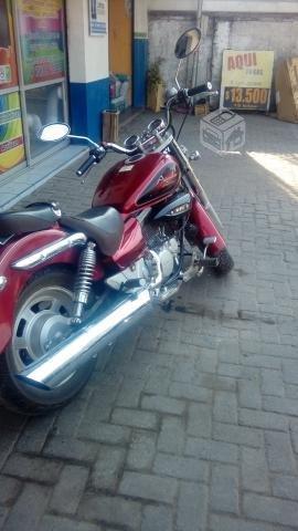moto hyosung aquila 250 impecable